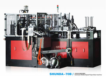 High Automation Disposable Cup Thermoforming Machine For Paper Bowl Favorable price.