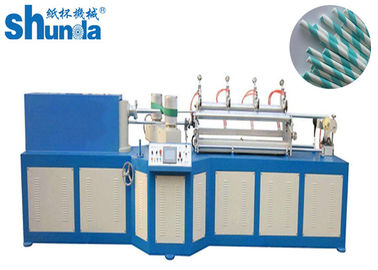 Flexible Paper Drinking Straw Making Machine Customized Made Easy Maintenance